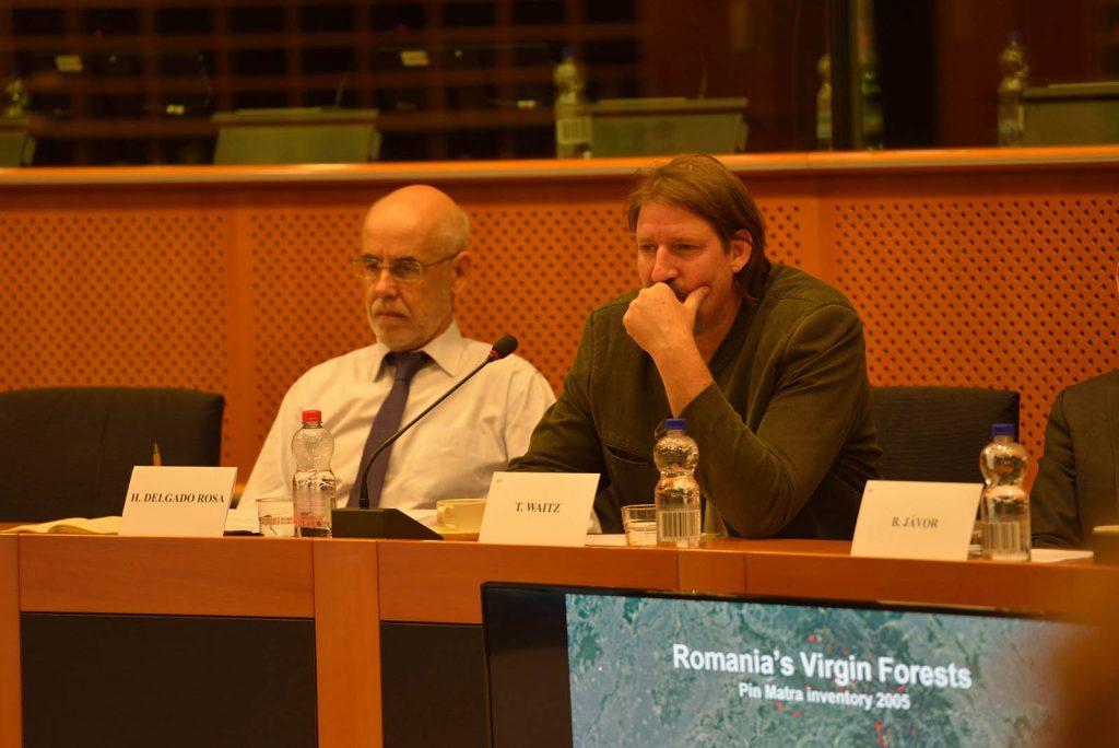 Europäisches Parlament: Hochrangige Konferenz über die Krise der Urwälder in Rumänien
