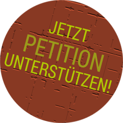 Jetzt Petition unterstützen!
